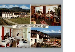 Hitzelrode  / Meinhard /Werra-Meissner-Kreis LKR