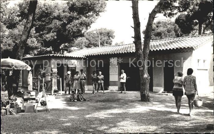 Hyeres Camping de La Capte Kat. Hyeres