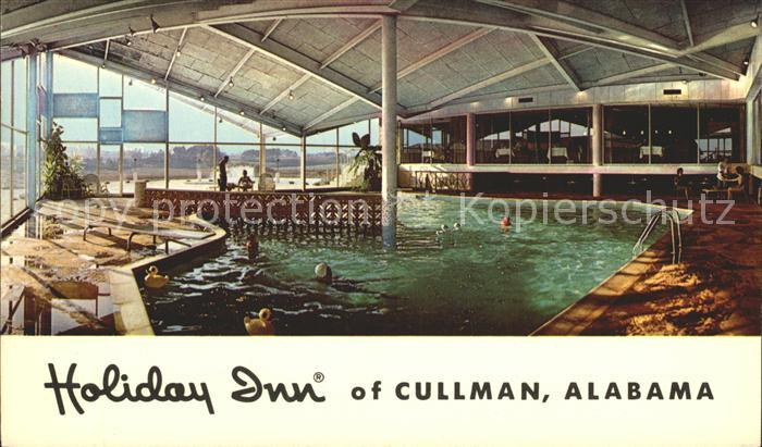 Cullman Holiday Inn Round pool Restaurant Kat. Cullman