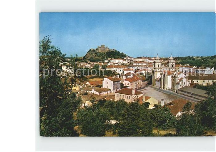 Leiria Castelo e Igreja de Santo Agostinho Kat. Leiria