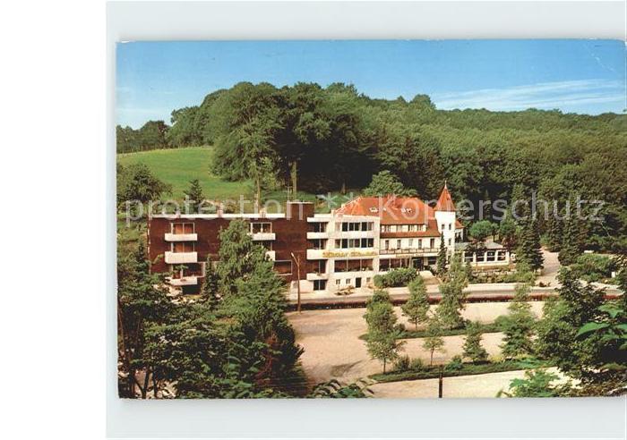Hotel Felsenkeller Bad Iburg