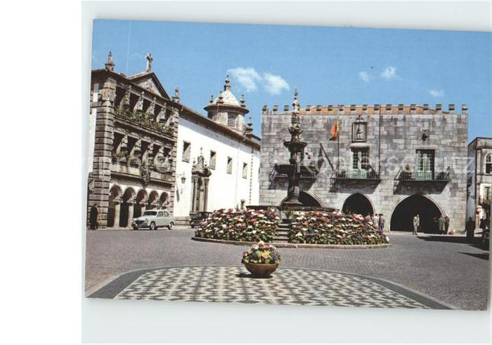 Viana do Castelo Topo norte da Praca da Republica Kat. Viana do Castelo