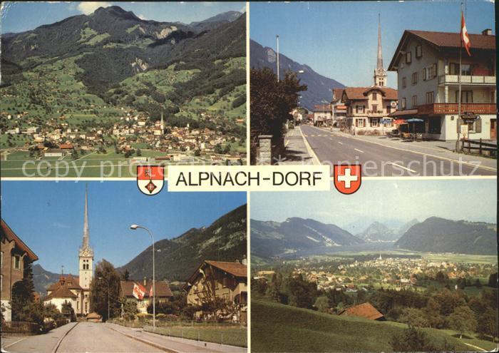 Alpnach Dorf  Kat. Alpnach Dorf
