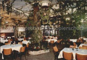 Mettingen Westfalen Hotel Telsemeyer Restaurant Kat. Mettingen