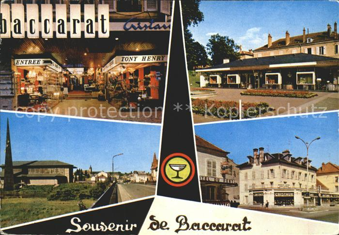Baccarat  Kat. Baccarat