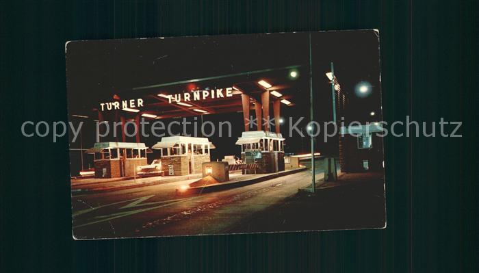 Joplin Missouri Entrance to Turner Turnpike Kat. Joplin