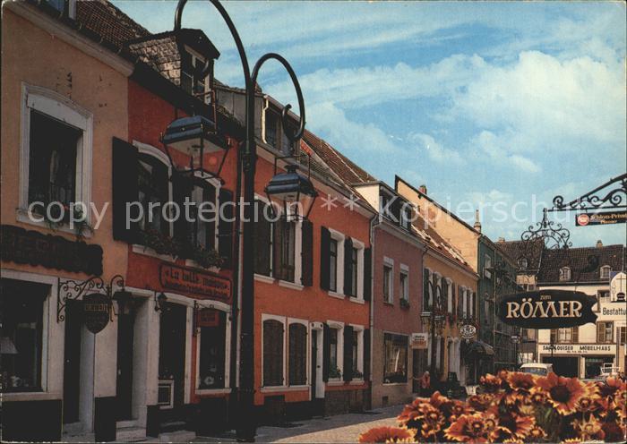 Saarlouis Altstadt Kat. Saarlouis