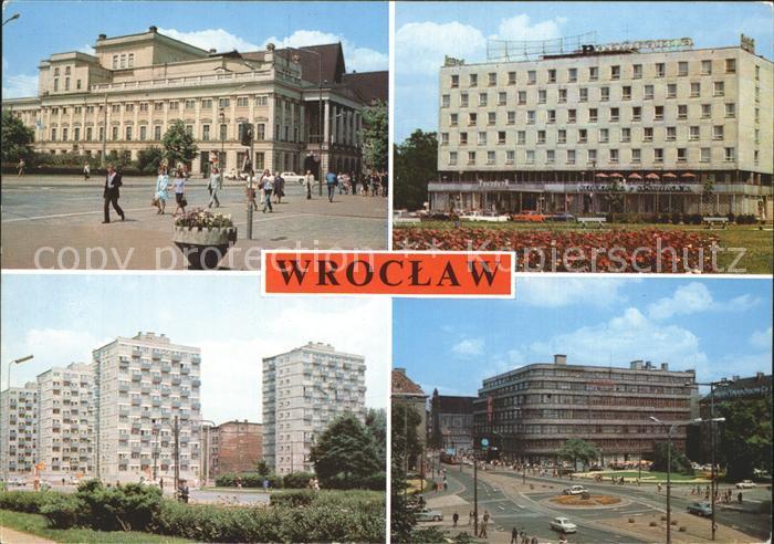 Wroclaw  Kat. Wroclaw Breslau