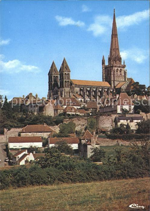 Autun Cathedrale Kat. Autun
