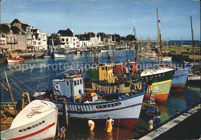 Le Croisic Hafen  Kat. Le Croisic