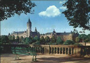 Luxembourg Luxemburg Caisse d Epargne et Siege de la CECA Kat. Luxembourg