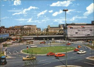 Essen Ruhr An der Freiheit Hauptbahnhof Kat. Essen