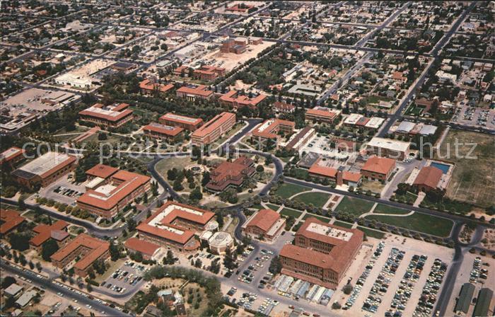 Tucson University Arizona Fliegeraufnahme Kat. Tucson
