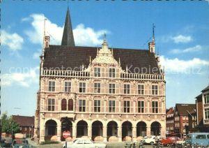 Bocholt Westfalen Rathaus Kat. Bocholt