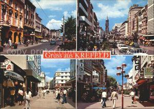 Krefeld Stadtansichten  Kat. Krefeld