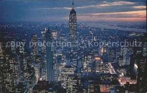 New York City The Empire State Building / New York /