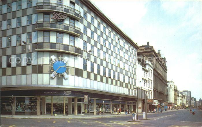 Glasgow Argylestreet Kat. Glasgow City