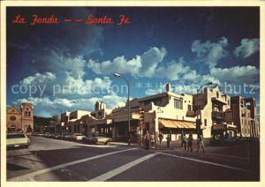 Santa Fe Santa Fe La Fonda Kat. Santa Fe