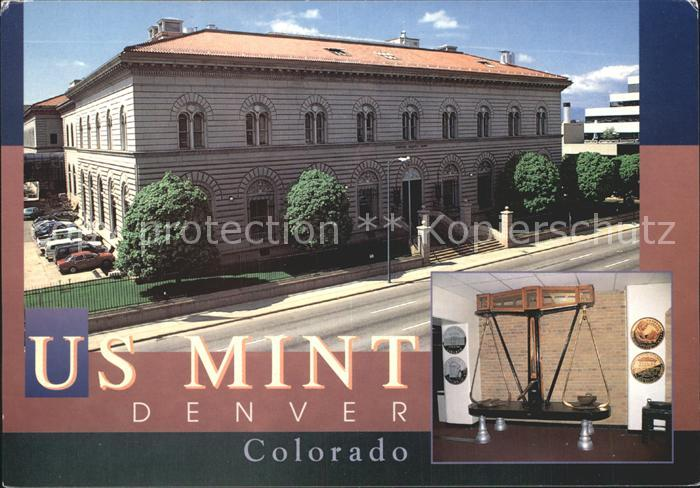 Denver Colorado US Mint  Kat. Denver