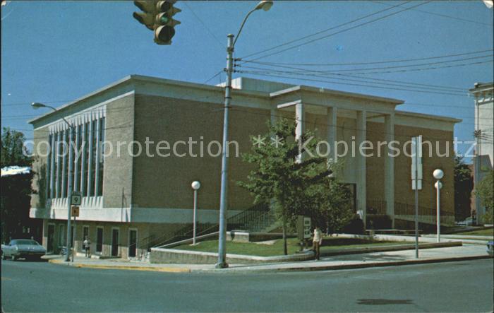 Martinsburg West Virginia Public Library Kat. Martinsburg
