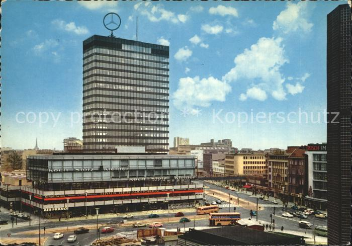 Berlin Europa Center Haus der Nationen Kat. Berlin