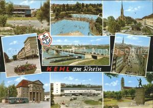 Kehl Rhein  Kat. Kehl
