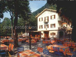 Lamone Hotel Restaurant Grotto Serta Kat. Lamone