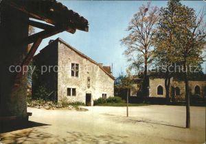 Domremy la Pucelle Vosges La Maison de Jeanne d`Arc Kat. Domremy la Pucelle