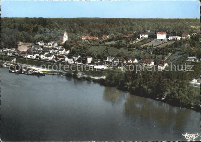 Fontaine le Port Fliegeraufnahme Kat. Fontaine le Port