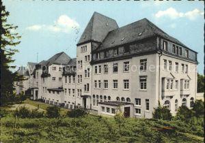 Leichlingen Rheinland Sanatorium Roderbirken Kat. Leichlingen (Rheinland)