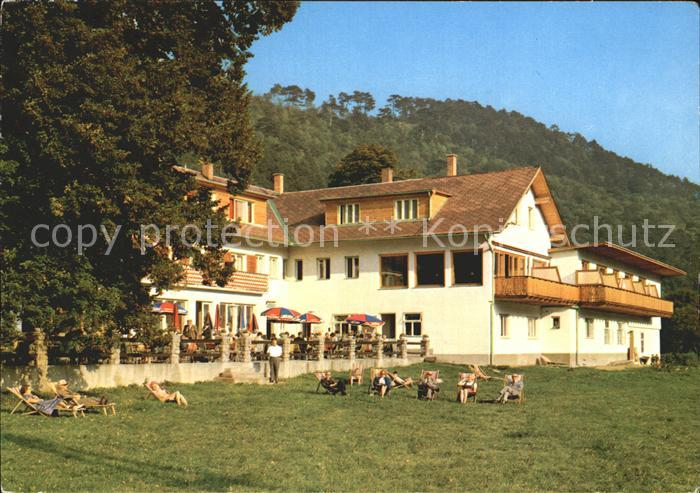 Baden Wien Hotel Krainerhuette Kat. Baden