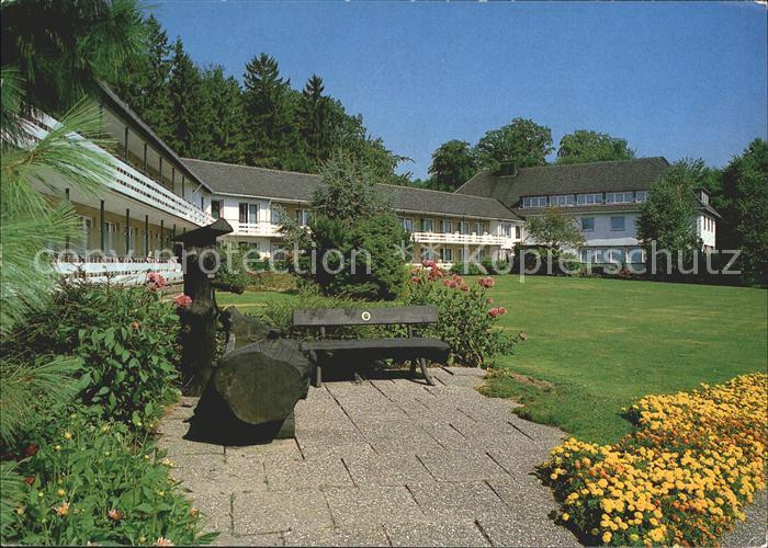 Bad Iburg Kneipp  Sanatorium Sonnenhof Kat. Bad Iburg