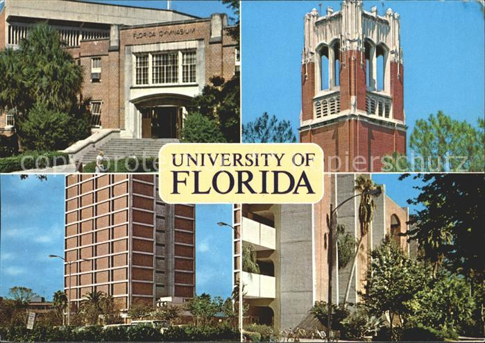 Gainesville Florida University of Florida Kat. Gainesville