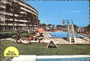 Daytona Beach Inn on the Beach Swimming Pool Hotel Kat. Daytona Beach