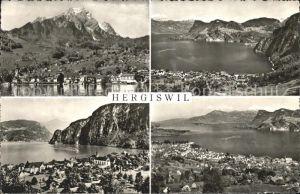 Hergiswil NW See / Hergiswil NW /Bz. Nidwalden