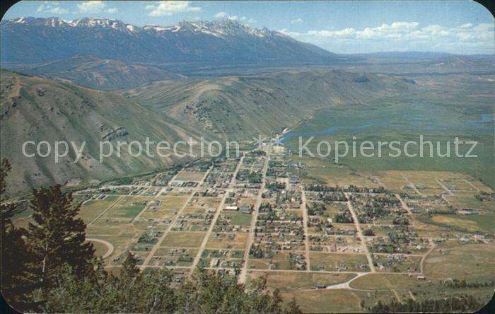 Jackson Wyoming  Kat. Jackson