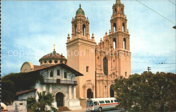 San Francisco California Better known Mission Dolores  Kat. San Francisco
