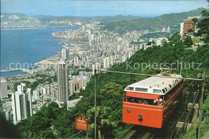 Hong Kong Tramway Kat. Hong Kong