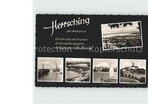 Herrsching Ammersee  / Herrsching a.Ammersee /Starnberg LKR