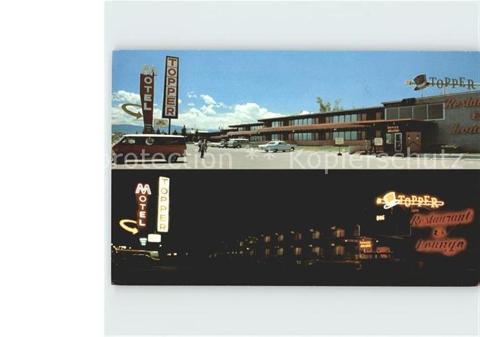 Bozeman Topper Restaurant und Lounge Kat. Bozeman