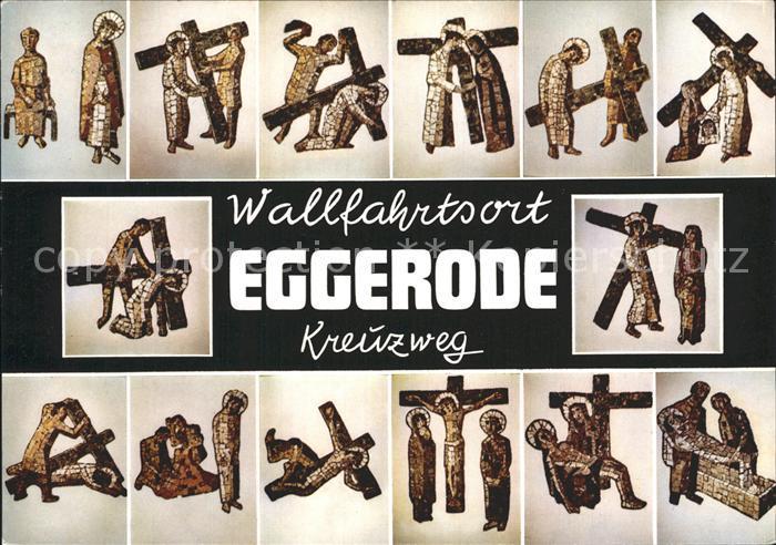 Eggerode Kreuzweg Kat. Schoeppingen