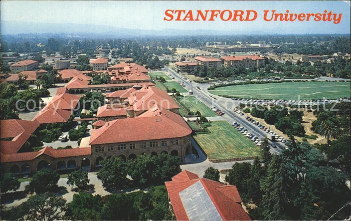 Palo Alto Stanford University Kat. Palo Alto