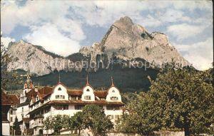 Schwyz Panorama Kat. Schwyz