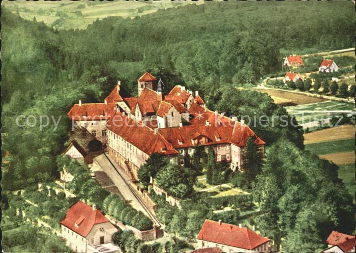 Bad Iburg Schloss Iburg Kat. Bad Iburg