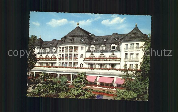 Bad Kreuznach Kurhaus Kat. Bad Kreuznach