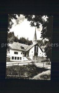 Zell See Kirche Kat. Zell am See