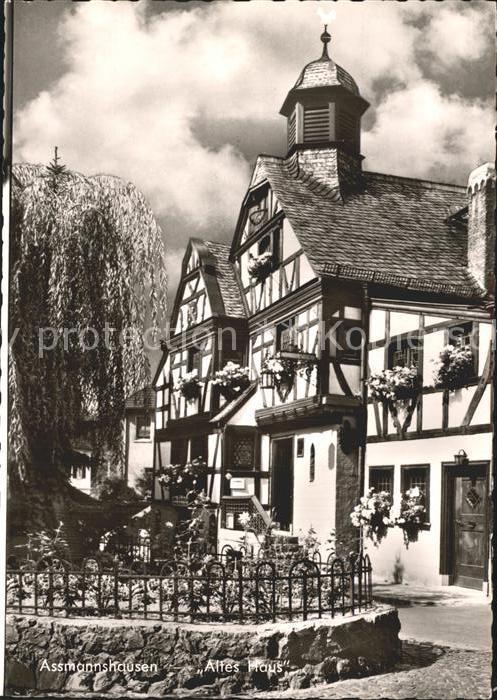Assmannshausen Altes Haus
