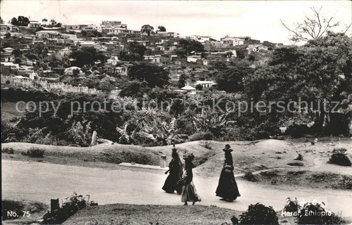 Harare Old Harar Kat. Harare