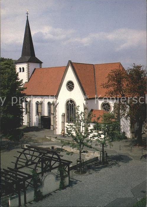Handorf Muenster St Petronilla Kirche Kat. Muenster