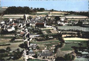 Locronan La Chapelle et vue generale Kat. Locronan